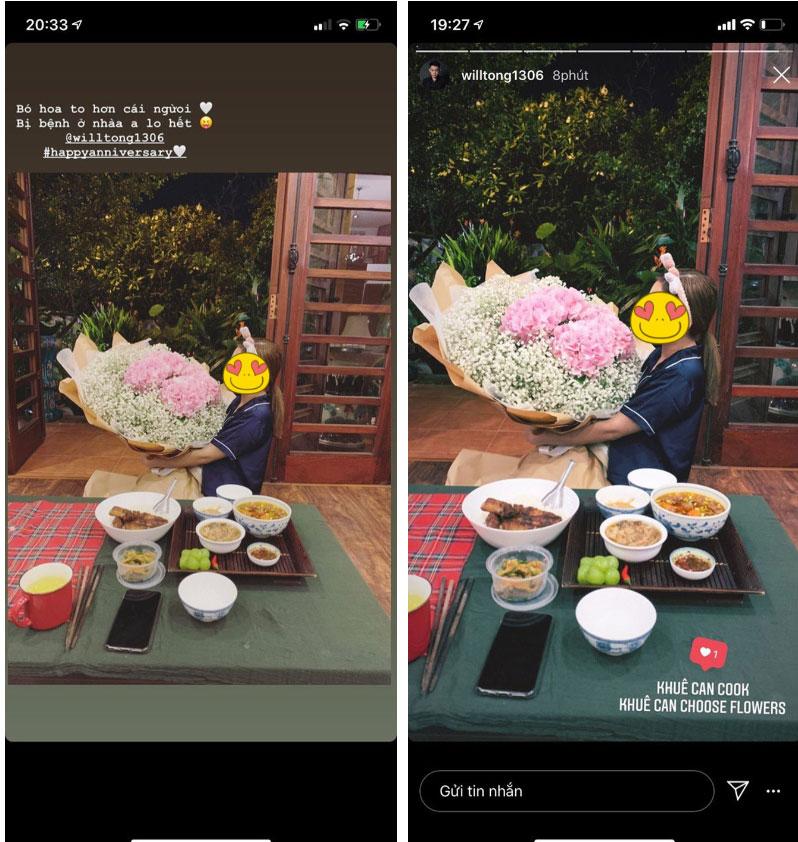CEO Tống Đông Khuê lại mới đăng hình ảnh ngọt phát ghen, chính thức là thành viên tích cực của hội chiều bồ-2