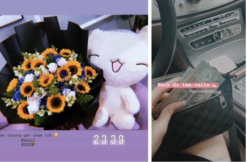 CEO Tống Đông Khuê lại mới đăng hình ảnh ngọt phát ghen, chính thức là thành viên tích cực của hội chiều bồ-4
