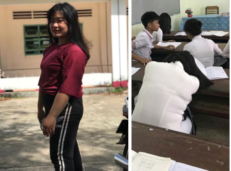 Nữ sinh 2k1 lột xác hoàn toàn nhờ giảm 15kg, bí quyết nằm ở biệt danh độc tự đặt cho mình-2