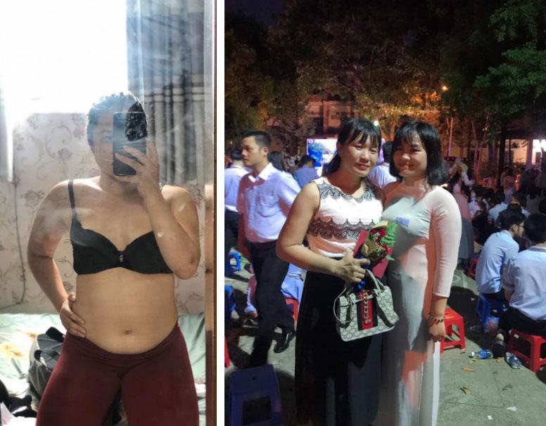 Nữ sinh 2k1 lột xác hoàn toàn nhờ giảm 15kg, bí quyết nằm ở biệt danh độc tự đặt cho mình-3