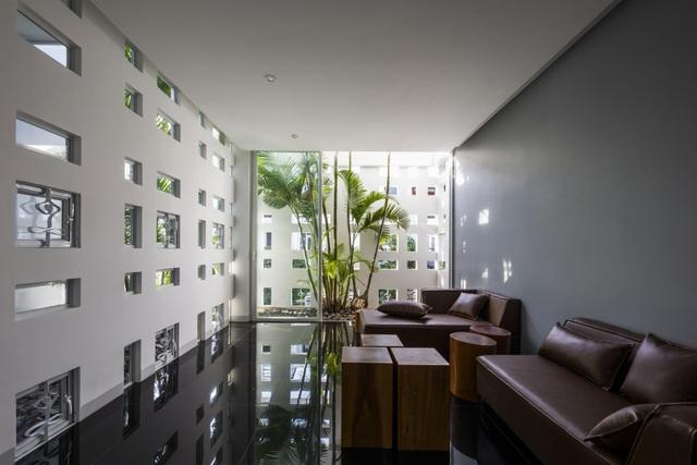 Ngôi nhà có 300 cửa sổ, gia chủ mỗi tháng chỉ tốn 200.000 đồng tiền điện-3