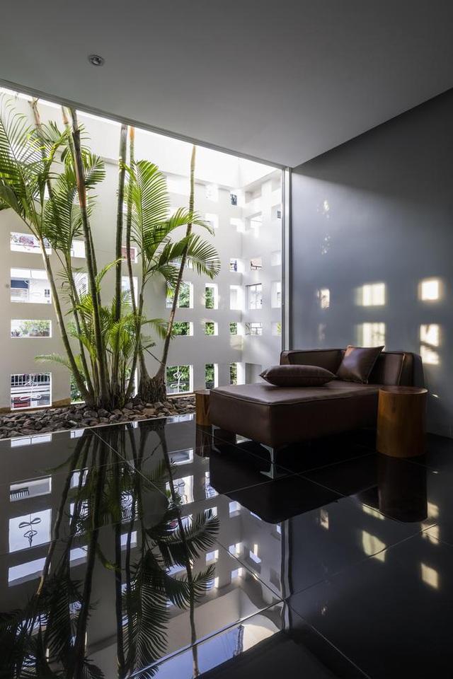 Ngôi nhà có 300 cửa sổ, gia chủ mỗi tháng chỉ tốn 200.000 đồng tiền điện-10