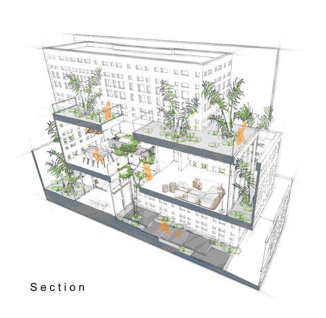 Ngôi nhà có 300 cửa sổ, gia chủ mỗi tháng chỉ tốn 200.000 đồng tiền điện-12