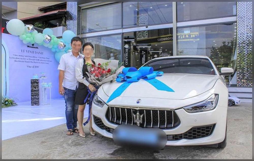Nữ đại gia Kiên Giang gây chú ý chốt mua siêu xe 5 tỷ vì chiều lòng quý tử 6 tuổi-1