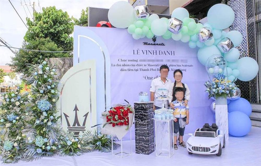 Nữ đại gia Kiên Giang gây chú ý chốt mua siêu xe 5 tỷ vì chiều lòng quý tử 6 tuổi-2