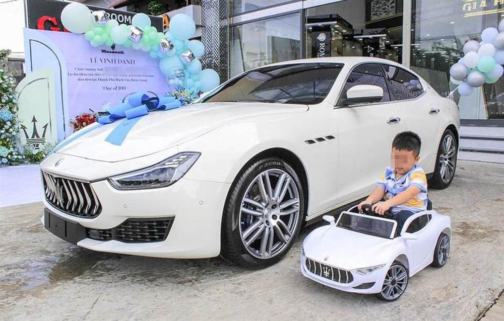 Nữ đại gia Kiên Giang gây chú ý chốt mua siêu xe 5 tỷ vì chiều lòng quý tử 6 tuổi-3