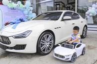Nữ đại gia Kiên Giang gây chú ý 'chốt' mua siêu xe 5 tỷ vì chiều lòng quý tử 6 tuổi