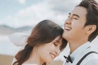 Bộ ảnh cưới nóng bỏng của diễn viên Thảo Trang và chồng trẻ kém 9 tuổi