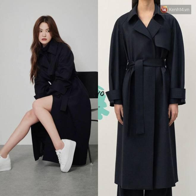 """Sau bao lần bị chê mặc sến, Song Hye Kyo giờ lên đời"""" diện đồ sang xịn hơn người mẫu-8"""