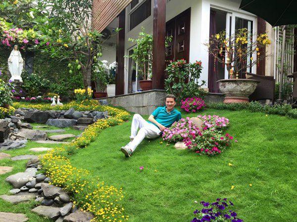 25 năm đi hát kiếm núi tiền, Đàm Vĩnh Hưng giờ có sở thích bình dân trong nhà 60 tỷ-7