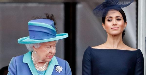 Chuyên gia tiết lộ nước đi sai lầm của Nữ hoàng Anh khiến Meghan Markle quay lưng với hoàng gia và sẽ không bao giờ quay trở lại đây-2