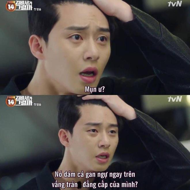 Bạn Trai Tôi Là Hồ Ly mở đầu xoắn não, Lee Dong Wook như lai tạp từ Thần Chết và Park Seo Joon?-26