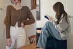 Màu trà sữa đang hot, bắt trend ngay với 10 set đồ đơn giản để mặc đẹp không trượt phát nào-11