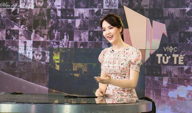 Thực hư thông tin MC Thụy Vân đã dừng công việc ở VTV?-1