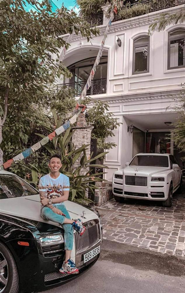 Cứ đà này Minh Nhựa sẽ debut rapper giàu nhất Việt Nam, đứng bên khối tài sản 100 tỷ gieo vần thì ai chơi lại-2