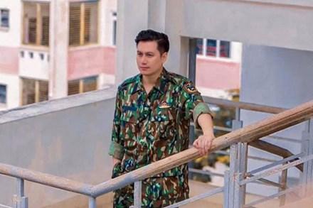 Việt Anh bất ngờ thả thính: