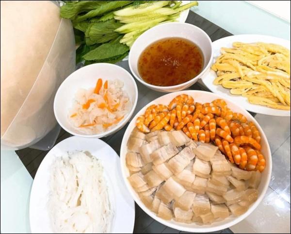 Tập hai của Lê Phương không hổ danh ông chồng vàng 10, nhìn đĩa cơm gà thần thánh anh nấu là biết ngon hết sảy, các anh nên học hỏi để lấy lòng vợ-16