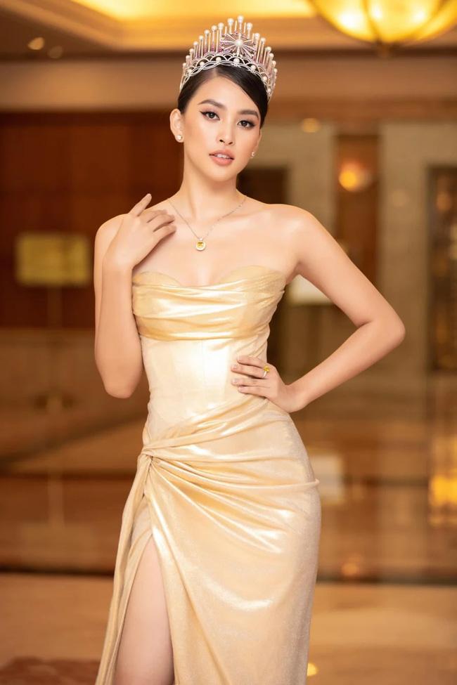 Xôn xao trước thông tin Hoa hậu Tiểu Vy làm đại diện cho nhãn hàng giảm cân có chứa chất cấm-2