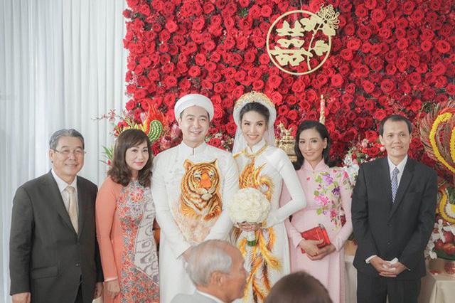Làm dâu nhà hào môn, loạt mỹ nhân Việt được nhà chồng đối xử thế nào?-4