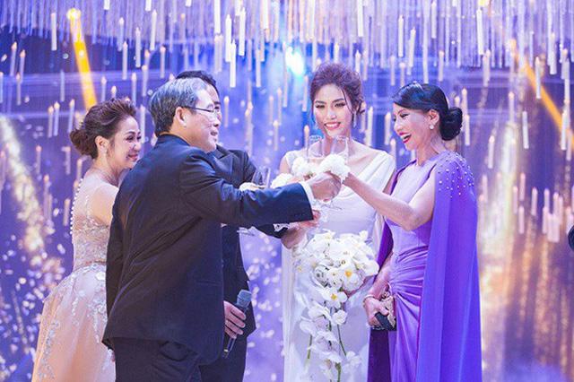 Làm dâu nhà hào môn, loạt mỹ nhân Việt được nhà chồng đối xử thế nào?-5