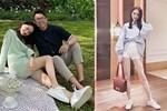 Matt Liu vừa ra mắt họ nhà gái, Hương Giang đã sắm ngay đôi giày cưới cổ tích gần 100 triệu, Vbiz chuẩn bị có thêm tin mừng?-11