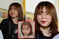 Huỳnh Anh chiếm spotlight khi đến sân cổ vũ Quang Hải, lộ gương mặt khác lạ không giống hình đăng Facebook