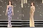 """Khoảnh khắc thót tim"""" của thí sinh trong phần trình diễn bikini tại đêm Bán kết Hoa hậu Việt Nam 2020-3"""