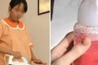 Pha sữa cho con 3 tháng tuổi, người mẹ phát hiện những hạt nhỏ xanh hồng cùng mùi hôi khó chịu, tố cáo việc làm tàn độc của nữ giúp việc