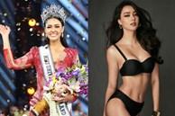 Tân Hoa hậu Hoàn vũ Thái Lan: 'Bông hồng lai' nóng bỏng, học vấn đáng nể, vừa đăng quang đã được dự đoán là ứng cử viên sáng giá của Miss Universe