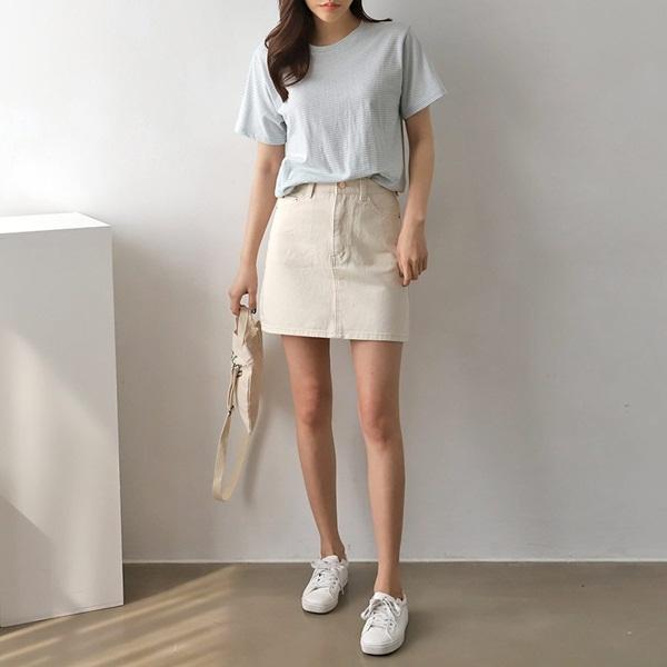 3 kiểu chân váy có khả năng hô biến 5kg, giúp các chị em trông thon thả hơn tức thì-2