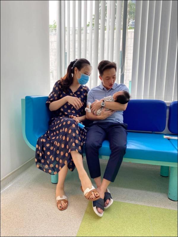 Lấy chồng đại gia như Đàm Thu Trang cũngthan nuôi con tốn tiền tã bỉm, Cường Đô La có ngay động thái đúng chuẩn ông bố của năm-6