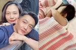 Vợ chồng Cường Đô La trốn con ra ngoài hẹn hò riêng, thân hình sau sinh của Đàm Thu Trang lộ rõ-3
