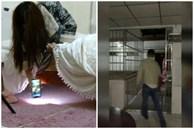 Rạng sáng nghe tiếng chuông điện thoại lạ, nữ streamer soi đèn kiểm tra rồi phát hiện sự thật kinh hoàng ngay bên dưới chiếc giường mình đang ngủ