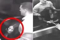 Nữ luật sư bị ném chết từ tầng 4, hình ảnh cuối cùng của nạn nhân vật lộn với chồng trong thang máy khiến ai cũng rùng mình