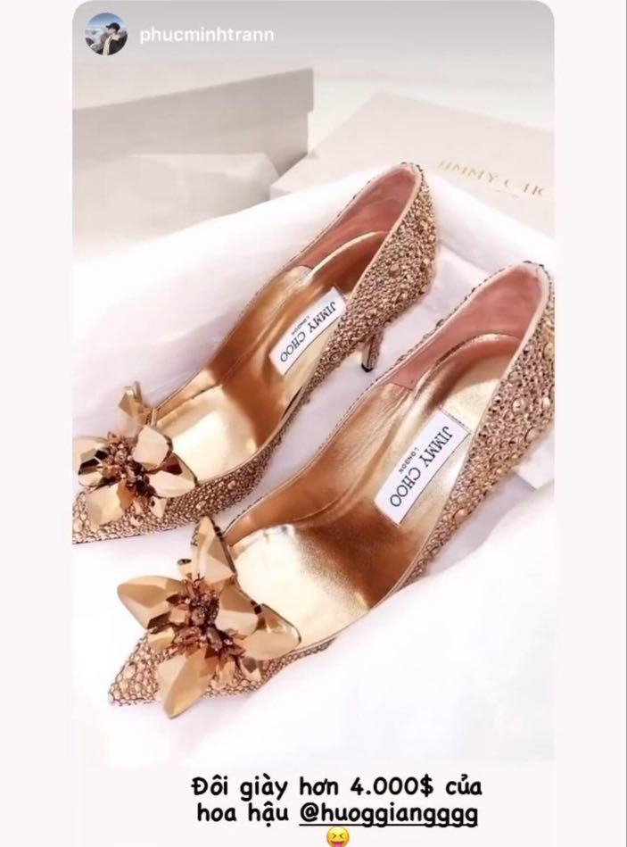 Matt Liu vừa ra mắt họ nhà gái, Hương Giang đã sắm ngay đôi giày cưới cổ tích gần 100 triệu, Vbiz chuẩn bị có thêm tin mừng?-4