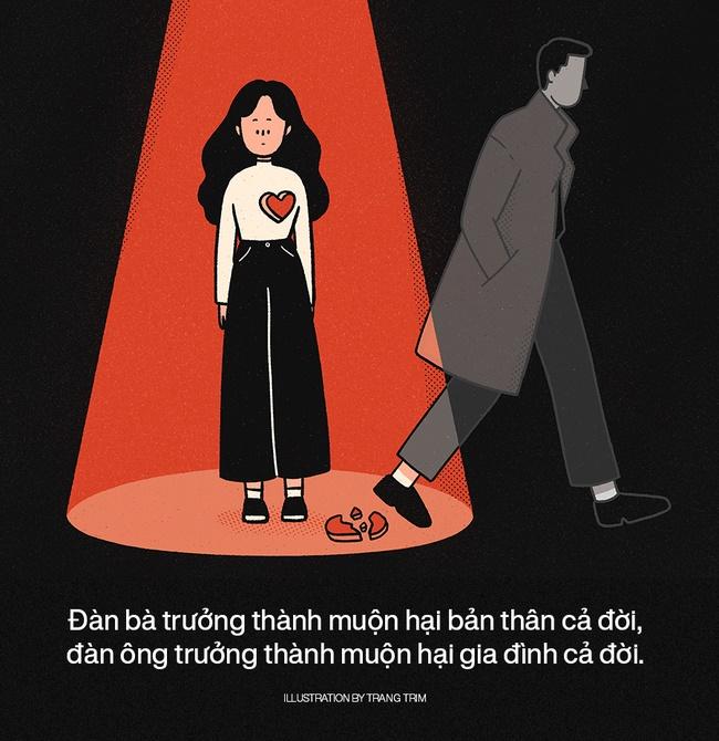Chồng phải ngửa tay xin tiền vợ vì lương đã để mẹ giữ và câu chuyện đáng suy ngẫm: Đàn ông trưởng thành muộn khổ cả gia đình-4
