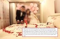 Tân hôn nhận được tin nhắn từ tình cũ của chú rể: 'Anh ấy nhanh chán lắm', cô dâu có pha xử lý cực tỉnh được chồng nể 'bội phần'