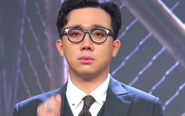 Nín thở với khoảnh khắc Trấn Thành suýt nữa thì rơi nước mắt trong tập 11 Rap Việt-1