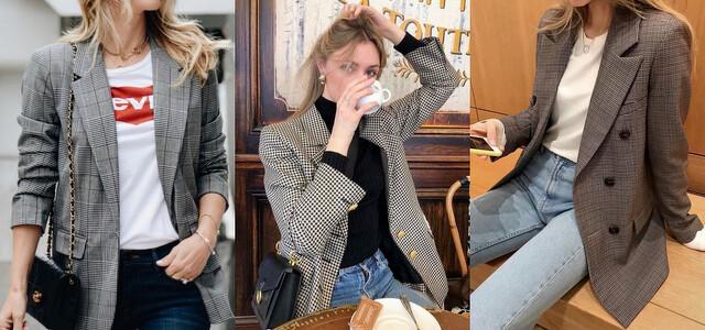 Nghe các quý cô Paris thị phạm 3 chiêu chọn blazer: Diện lên người là sang - xịn - mịn miễn bàn-3