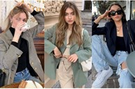 Nghe các quý cô Paris thị phạm 3 chiêu chọn blazer: Diện lên người là sang - xịn - mịn miễn bàn