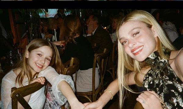 Bất ngờ trước ngoại hình phổng phao của bé Harper Beckham, nhìn qua lại tưởng thiếu nữ tuổi 15-2
