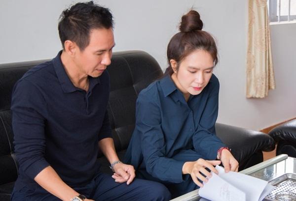 Lý Hải, Minh Hà quyên góp hơn 560 triệu đồng ủng hộ miền Trung-1