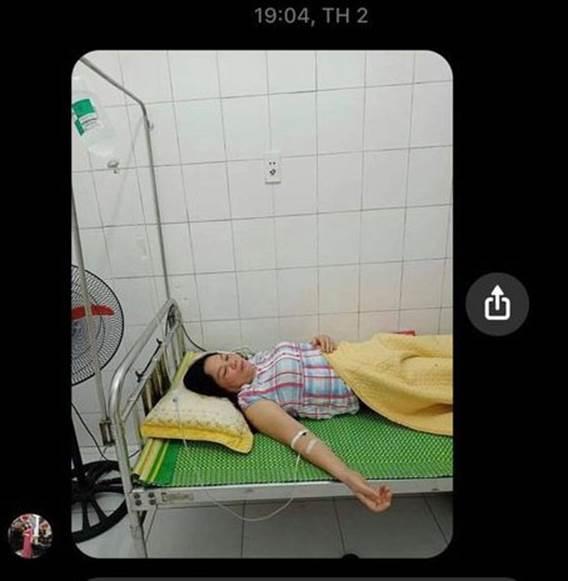Mẹ ruột nhập viện vì dư luận công kích, diễn viên Trang Abby bức xúc: Làm ơn phân biệt đúng sai-1