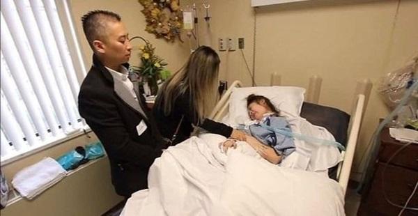 Thiếu nữ gốc Việt sống thực vật sau khi đi nâng ngực: Đột ngột qua đời sau hơn 1 năm chống chọi, gia đình xót thương tột cùng-3