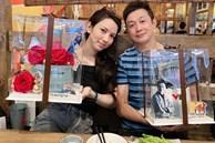 MC Anh Tuấn mở tiệc mừng sinh nhật tuổi 46 nhưng mọi ánh nhìn lại đổ dồn vào nhan sắc bà xã xinh đẹp, kín tiếng