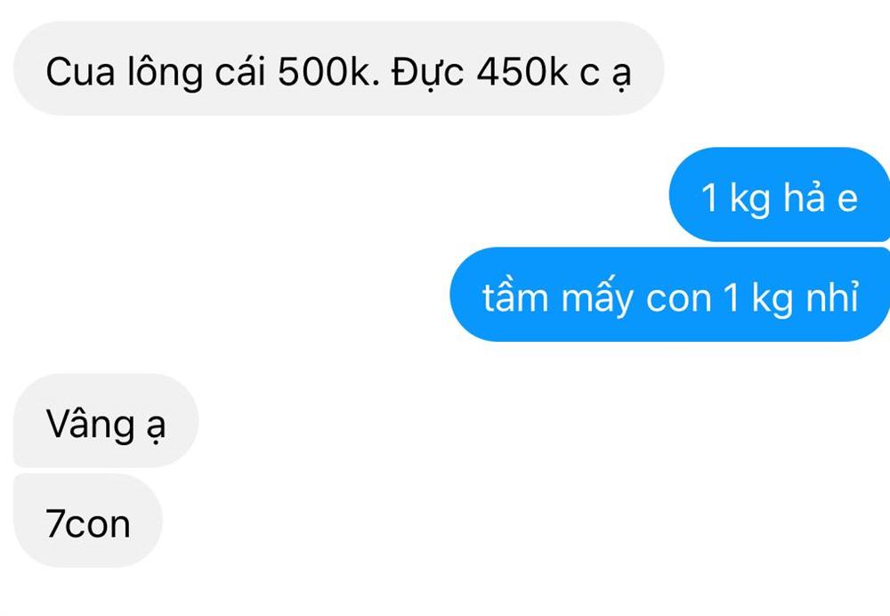 Cua lông về Việt Nam đang loạn giá, người tiêu dùng bất ngờ vì siêu rẻ, có nơi bán 70K/con-4