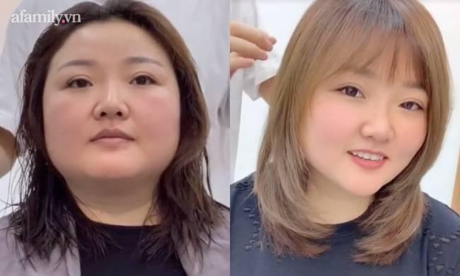 Chẳng thể tin nổi 2 bức ảnh này là cùng 1 người, sức mạnh của thợ làm tóc đúng là không thể đùa!-4