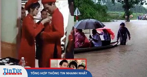 Thảo Trang và chồng kém 9 tuổi tổ chức đám cưới lần 2 ở Quảng Ngãi