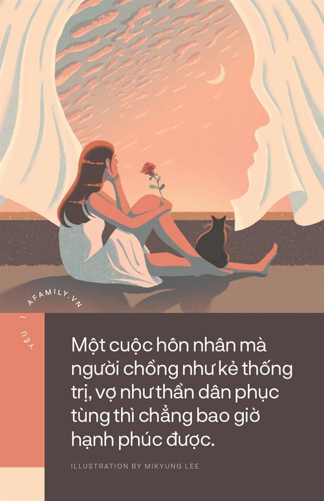 Người vợ luôn lấy chữ nhẫn làm đầu đột nhiên phát hỏa đòi ly hôn sau câu nói khắc nghiệt của chồng và câu chuyện đừng bao giờ quá nhịn nhục trong hôn nhân-2