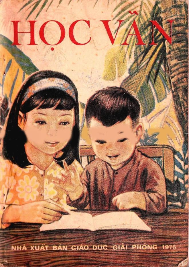 Rưng rưng ngắm bìa sách giáo khoa Tiếng Việt của thế hệ 7X, 8X đời đầu-1
